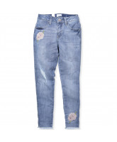 Jeans Almas Ankle Embroidery Jeans