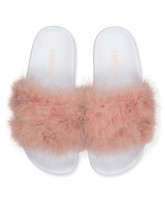 Badslippers FEATHERS