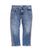 Jeans LANA STRAIGHT CROPPED ATLBST