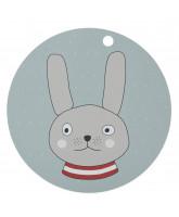 Kinderservies Placemat Rabbit