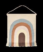 Wand decoratie Follow the Rainbow Rug