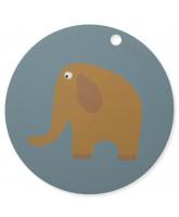 Kinderservies Elephant
