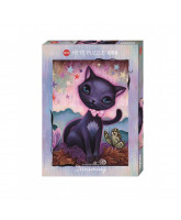 Spel/spelletjes Black Kitty