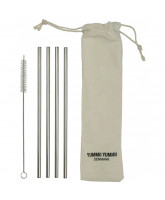 Broodtrommel Reusable Straws Straight