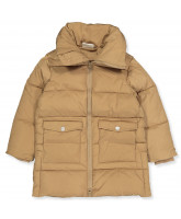Winterjas Clay long puffer jacket