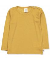 T-shirt lange mouw Woolly T baby