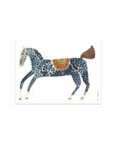 Wand decoratie Pelle Pony