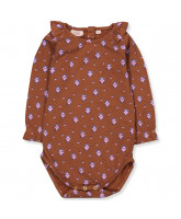 Romper BABY ETHNIC PRINTED JERSEY