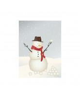 Kerst SNOWMAN