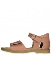 Open sandalen Scallop velcro