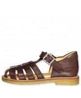 Gesloten sandalen