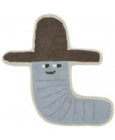 Tapijt/vloerkleed Calle cowboy